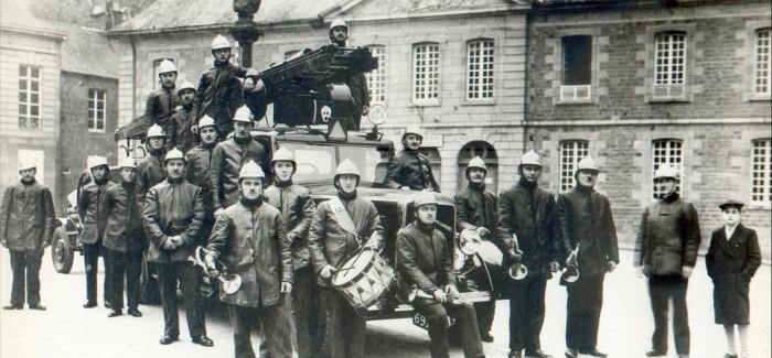 1937 – Photo Pompiers