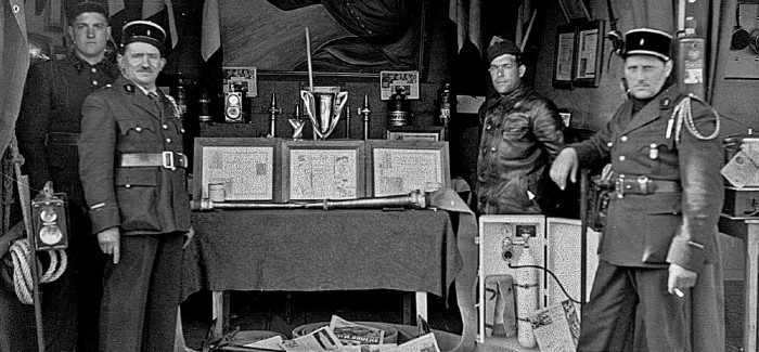 1955 – Foire Exposition des Sapeurs Pompiers de Vire