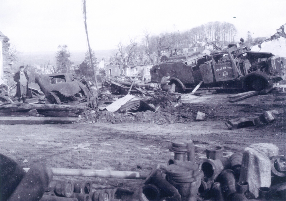 1944-Arsenal-après-bombardement