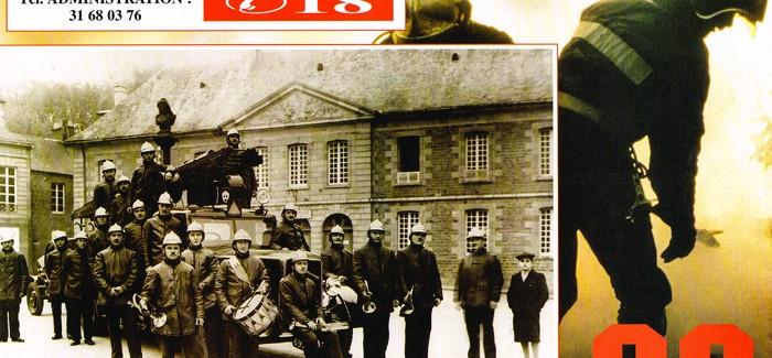 1996 – Calendrier des Pompiers de Vire