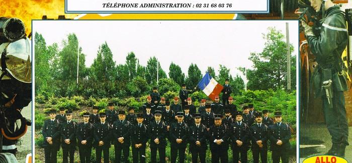 1998 – Calendrier des Pompiers de Vire