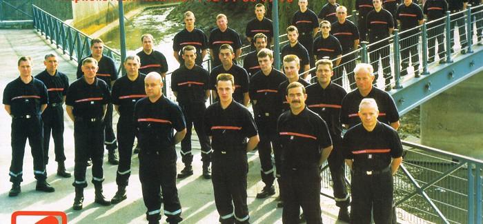 1999 – Calendrier des Pompiers de Vire