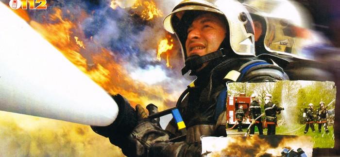 2004 – Calendrier des Pompiers de Vire