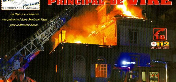 2007 – Calendrier des Pompiers de Vire