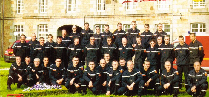 2008 – Calendrier des Pompiers de Vire