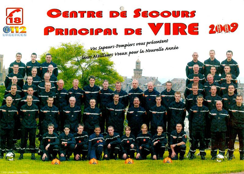 2009_calendrier_pompiers_CSP_Vire