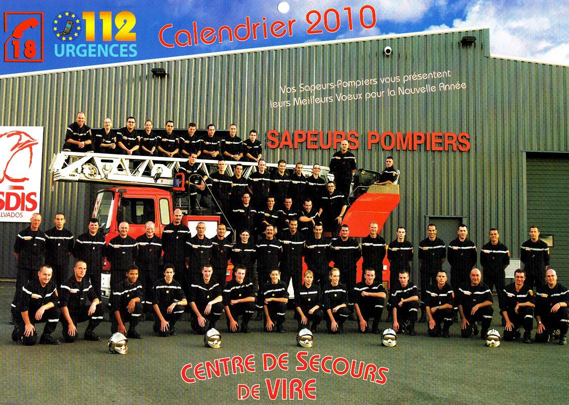 2010_calendrier_pompiers_CSP_Vire