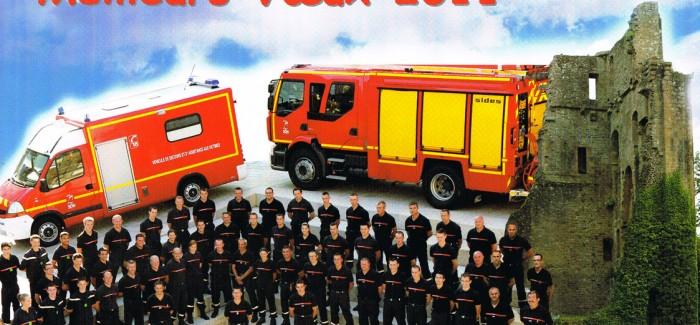 2011 – Calendrier des Pompiers de Vire
