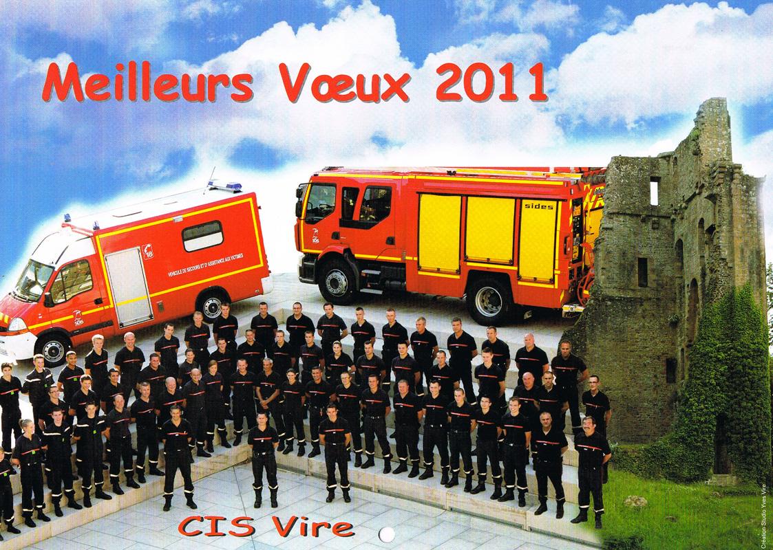 2011_calendrier_pompiers_CSP_Vire