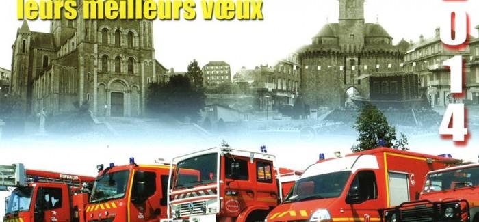 2014 – Calendrier des Pompiers de Vire