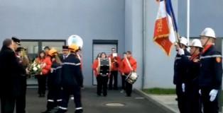 sainte-barbe-vire-pompiers-drapeau-honneur-prefet-vire