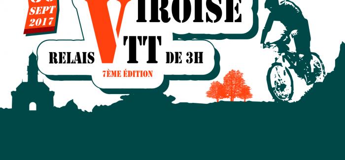 7ème édition du RELAIS VTT LA VIROISE